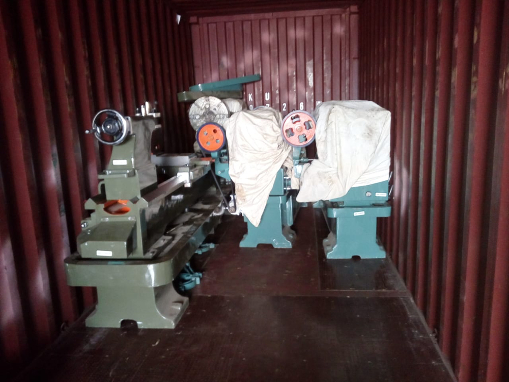 Lathe machine
