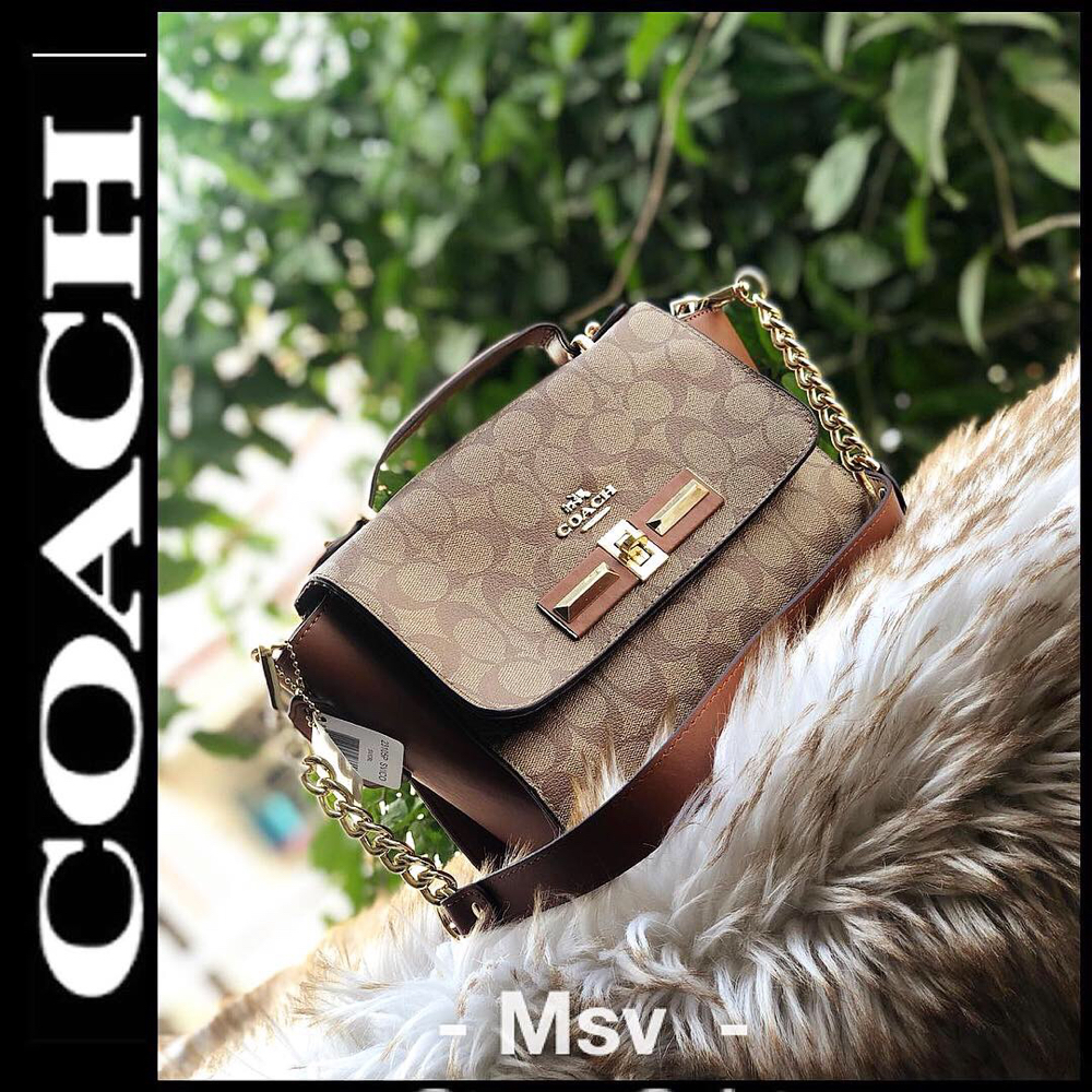Coach Handbags/Crossbody Slingbag