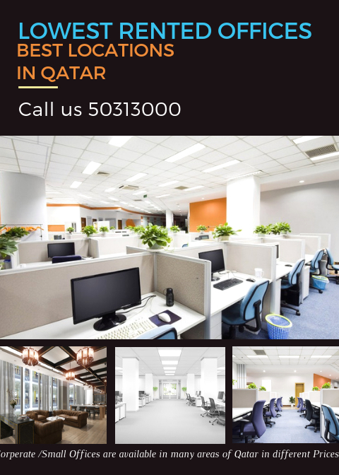 Offices Available for Rents