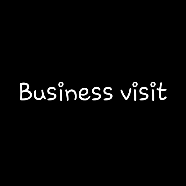 Business visit for Pakistanies