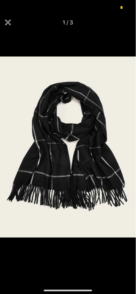 New scarf from SHEIN