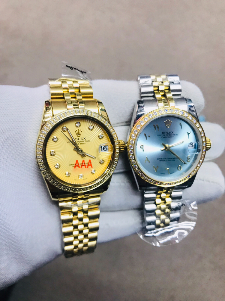 Rolex For Ladies (All Available)