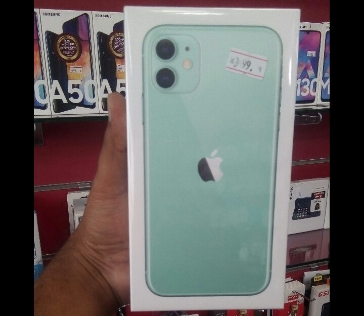 Apple iPhone 11 New arrival.