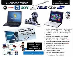 Computer Expert Ready For All Kind Of Re