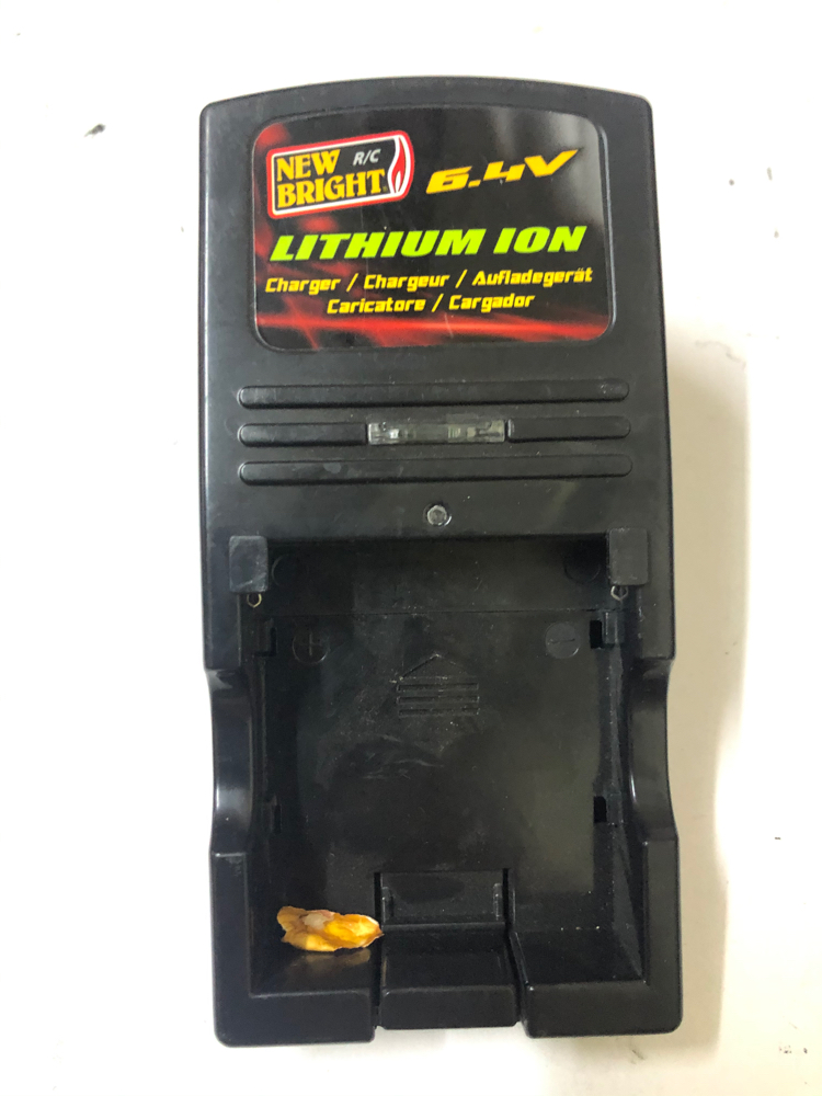 Lithium ion charger