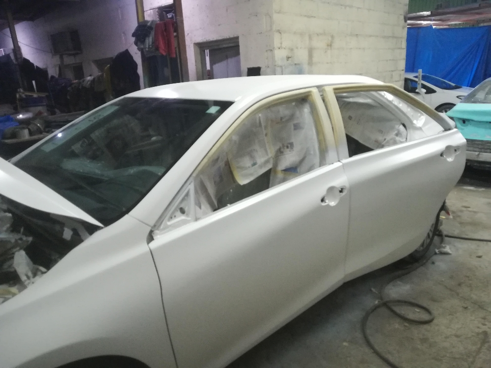 painting all car and any car change color
