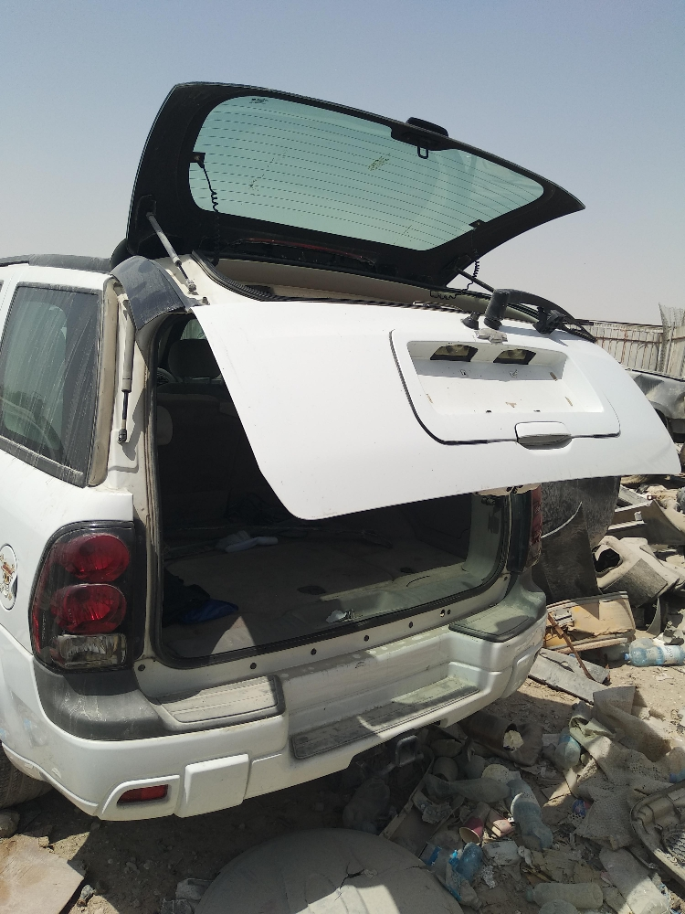 chevrolet Blazer 2009 all parts available only gear problem