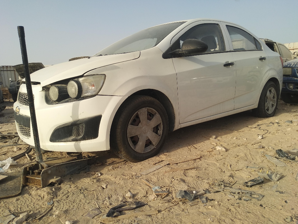chevrolet sonic 2012 all parts available only engine problem