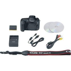 New ! Canon 5d Mark III Body