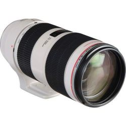 New! Canon EF 70-200mm F 2 .8L II