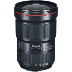 New! Canon 16-35mm f/2.8 (Mark III)