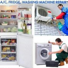 Ac fridge and washing machine repair