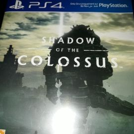 بيع لعبه shadow of the colossus