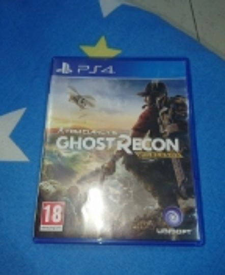 ghost recon/ps4/sale or swap