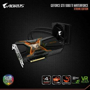 NEW! GTX 1080TI WATERFORCE XTREME