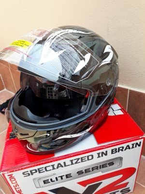 MOTORCYCLE HELMETS AND ACCESSORIES