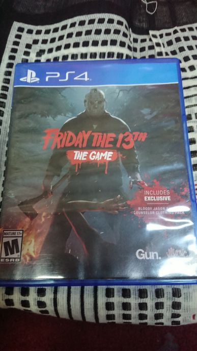 Friday 13th game /ps4 /sale or swap
