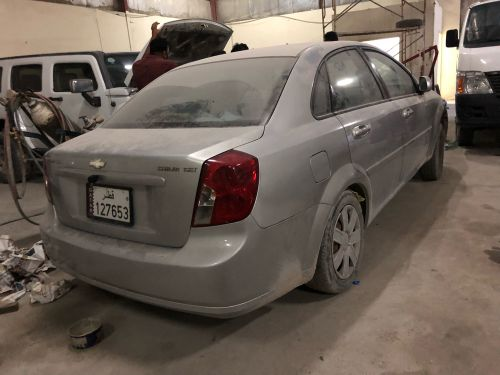 Parts available Chevrolet optra