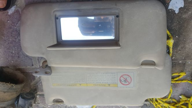 ac switch and sunshade pathfinder