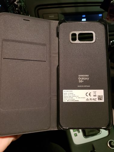 s8+ led cover