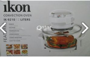 Convection oven for Qar50