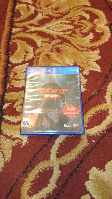 Friday the 13th/ps4/sale