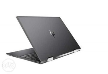 Hp core i7 slim touch screen laptop