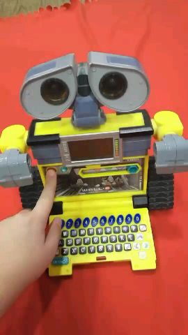 Walle toy for kids for education