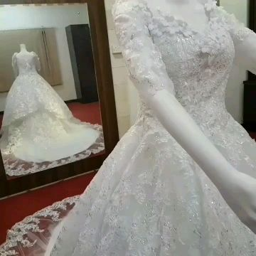 Luxury model wedding dress brand new