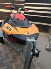 Jet ski for sale with trailer