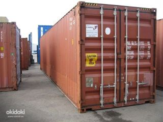 Container 40""