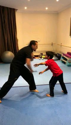 self defense & kick boxing