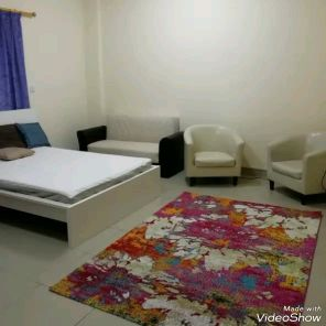 Furnished room for ladies