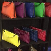 Wallets all colors