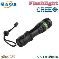 LED Torch 3800