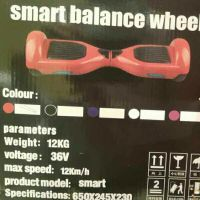 Want smart scooter