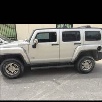 Hummer h3 silver