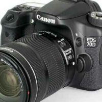 wanted : canon 70D
