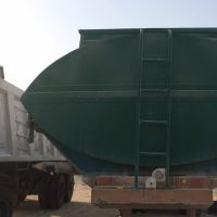 Water tanker sale