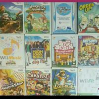 11 US wii games