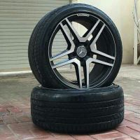 AMG TIRES