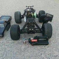 nitro rc engine