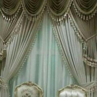 window curtain fix