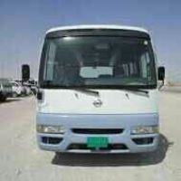 bus for rent AC
