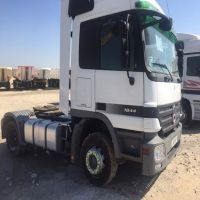 Actros 2008