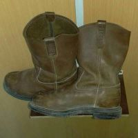 safety boot red wg