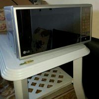 Lg microvave grill