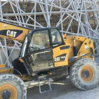 Telehandler cat