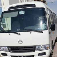 Bus coster  rent