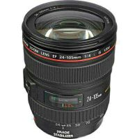 New! Canon 24-105mm F4 IS USM